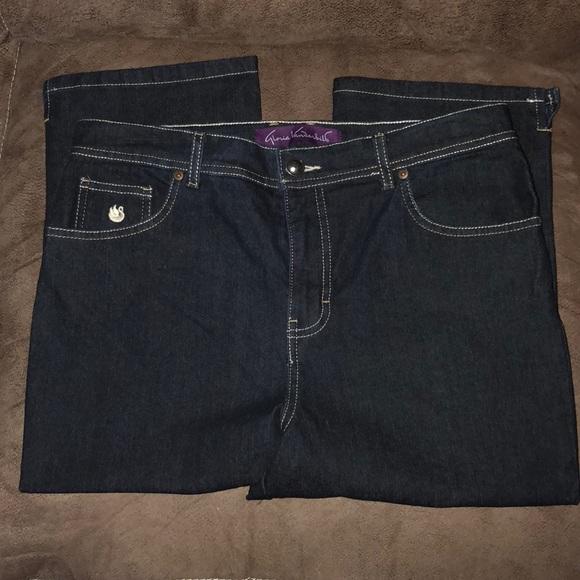 b6ce0630d40 Women s Gloria Vanderbilt Amanda Capri Denim Jeans